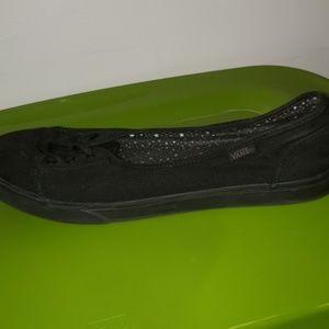 Van slide in sneaker